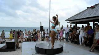Marion Crampe Palm Beach Pole Dance Show
