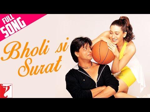 Bholi Si Surat - Full Song - Dil To Pagal Hai | Shah Rukh Khan | Karisma Kapoor