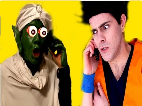 DRAGON BALL Z ***OFFICIAL PARODY*** - iPantellas