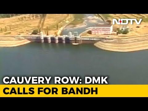 Cauvery Issue: Tamil Nadu Shutdown Called By DMK, Other Opposition Parties Today