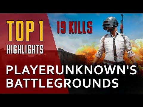PUBG HIGHLIGHTS | TOP-1 | 19 KILLS #Хайлайты