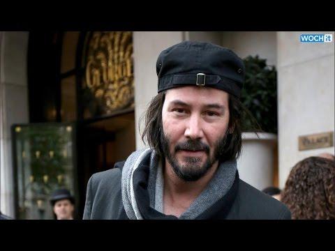 Toronto: Keanu Reeves Set To Star In 'Daughter Of God'