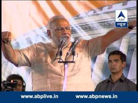 Watch full: Modi's speech in Ahmedabad
