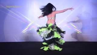 [Vietnam Belly Dance Festival 2015] Daila Jansikova - Rock n