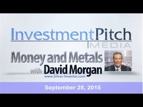Money & Metals with David Morgan – 10 Largest Global Markets are all Crashing