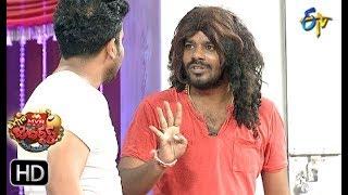 Sudigaali Sudheer Performance   Extra Jabardasth   13th July 2018   ETV Telugu