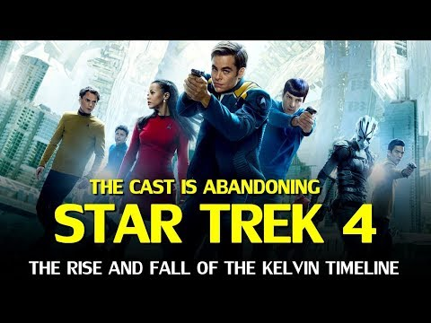 Star Trek 4 Loses Pine And Hemsworth - The Rise And Fall Of The Kelvin Timeline