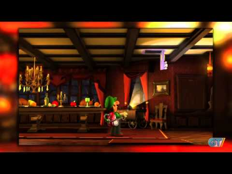 Luigi's Mansion: Dark Moon - Review