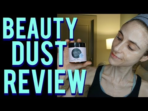 WHY I LOVE BEAUTY DUST: Moon Juice Review & NEW DUSTS! ????????????