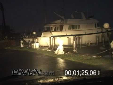 Hurricane Jeanne Video, September 9/25/2004 Fort Pierce Florida, Part 2