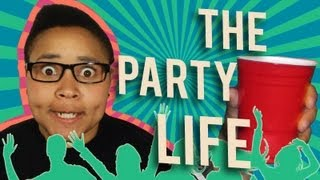 The REAL Partying Lifestyle...