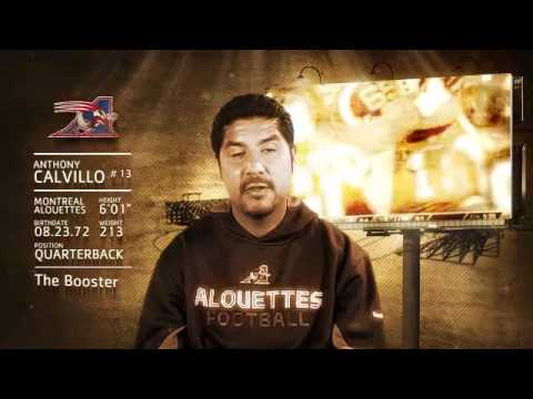 Anthony Calvillo - The Booster - Reebok Best Move - Question