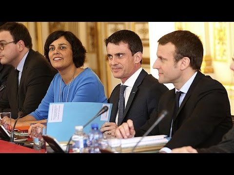 Fransız hükümeti çalışma yasasında geri adım attı