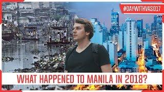MANILA IN 2018   BUSINESS IN PHILIPPINES   FREELANCING ECONOMY   #DayWithVas 017