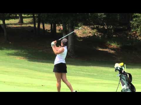 2013 NCAA Women's Golf Championship: Day 1 - Tulane Highlights