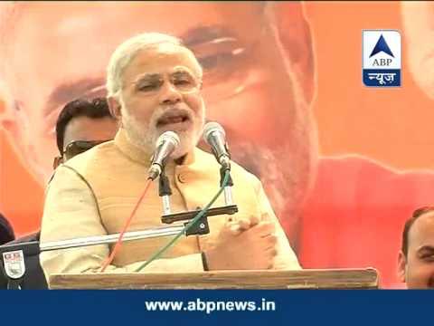 AK-49 (Arvind Kejriwal) a Pakistani agent: Modi