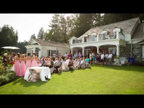 A Dream Wedding at Pretty Estates Resort