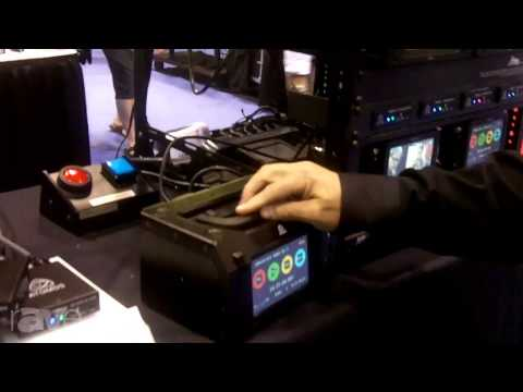 InfoComm 2013: Atomos Shows how they Convert their Products to be Rack Mounted