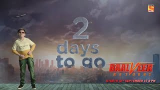 Baalveer Returns 2 days go Trailer