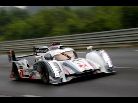 Allan McNish Expresses His Le Mans Passion, As Only He Can - /SHAKEDOWN Interview
