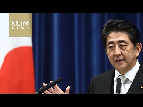 Shinzo Abe sends offering to Yasukuni shrine