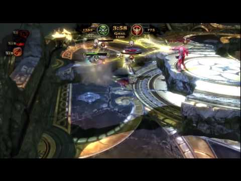 GOD OF WAR ASCENSION MULTIPLAYER - Ares Gauntlet matches