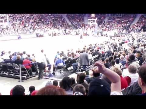 DETROIT PISTONS VS SAN ANTONIO SPURS FIRST GAME OF THE YEAR! 2-11-15!