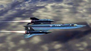 LOCKHEED SR-71 Blackbird Low pass and very fast overflights BIG TURBINE MODEL RC JET