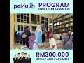 PEMULIH: Program Bantuan Bakul Makanan