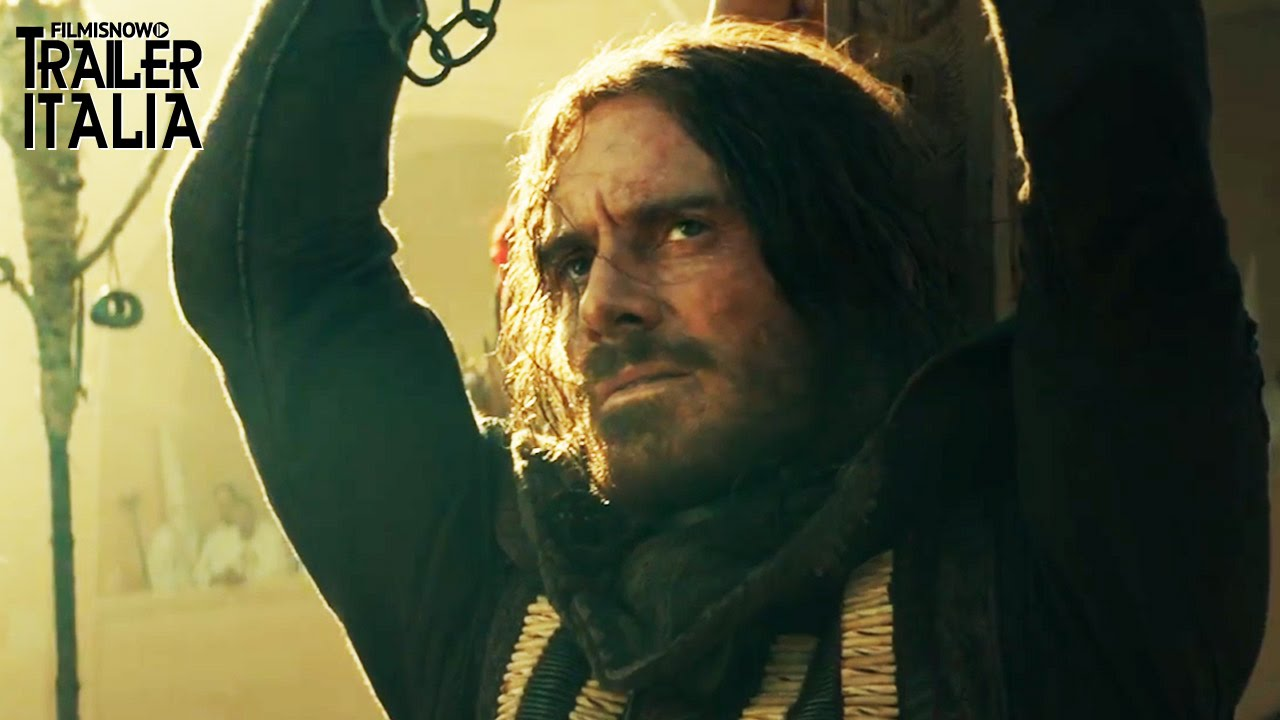 Michael Fassbender è Callum Lynch nel primo trailer italiano di ASSASSIN'S CREED [HD]