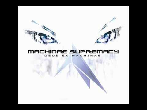 Machinae Supremacy - Throttle And Mask