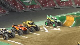 Monster Jam: Racing & Two Wheels Challenge - Singapore
