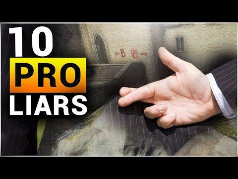 10 CS:GO PRO LIARS