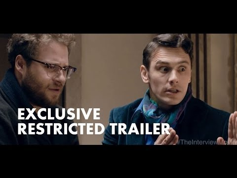 The Interview Movie - Official Red Band Trailer video