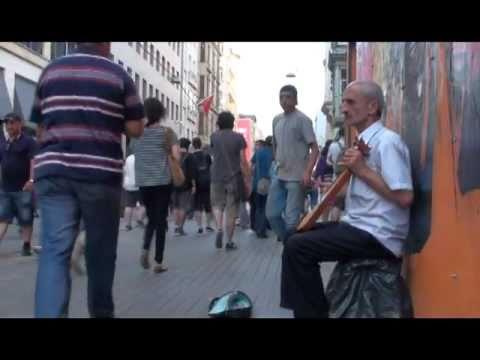 Taksim Sokak Müzisyenleri karadeniz havaları