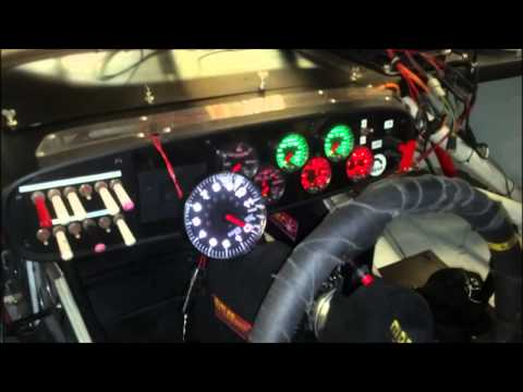 Landon Cassill 4 Atlanta Primary Build / Engine Shakedown