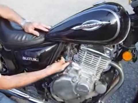 Suzuki Intruder Spark Plug
