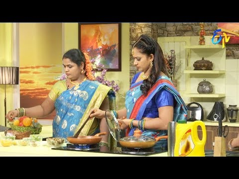 Telugu Ruchi | 8th August 2018 | Full Episode | ETV Telugu