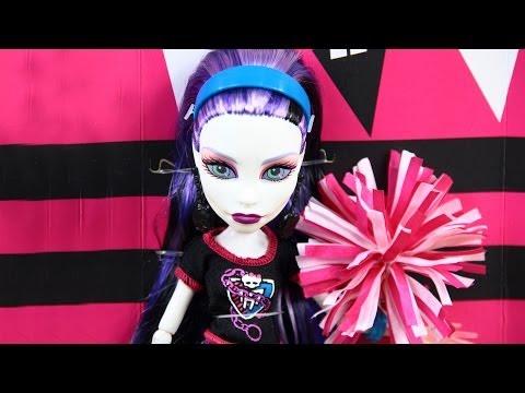 Spectra Vondergeist - Ghoul Spirit / Straszycheeleaderki - Monster High - www.MegaDyskont.pl