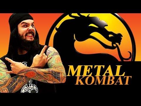 Mortal Kombat Metal (passinho do sub-zero)