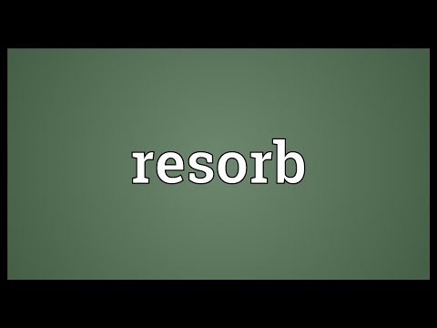 Header of resorb