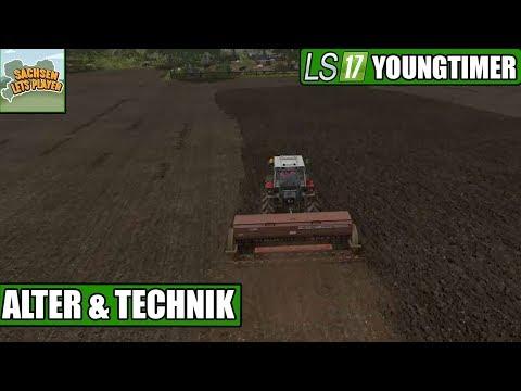 LS17 Youngtimer #60 - Alter & Technik - Landwirtschaft Simulator 17 Deutsch