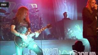 Watch Saxon Hold On video