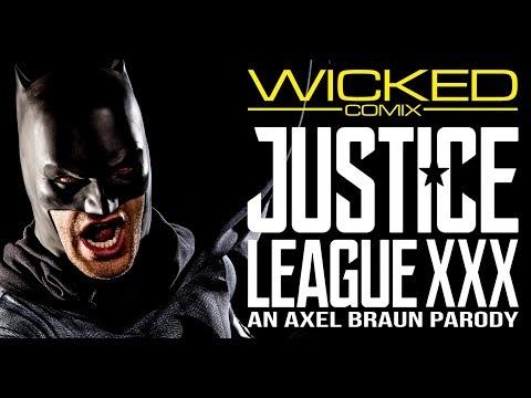 JUSTICE LEAGUE XXX: AN AXEL BRAUN PARODY-official trailer thumbnail