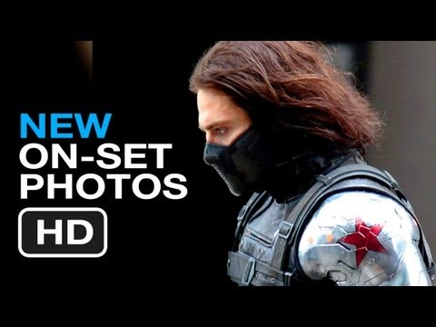 Captain America: The Winter Soldier - New On Set Photos (2014) - Chris Evans Movie HD