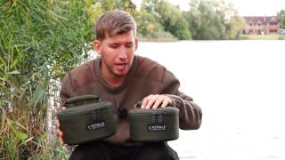 ***CARP FISHING TV*** Royale Cookset Bags