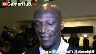 Doctore Actor Peter Mensah Talks Spartacus War of the Damned And Video Games