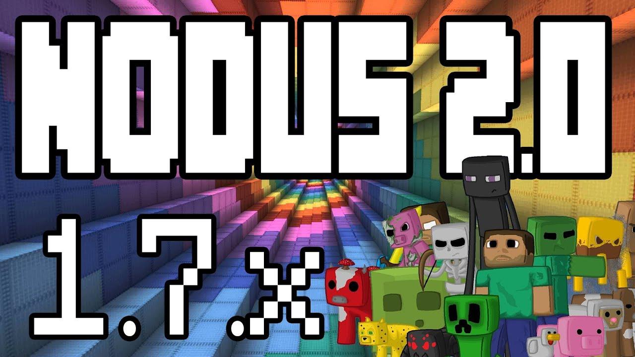 Minecraft - Nodus 2.0 Hacked Client 1.7.10 - 1.7.2 ...