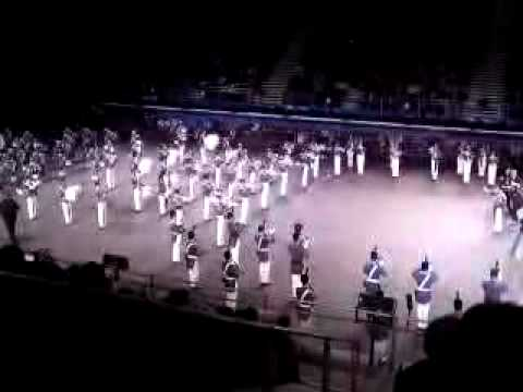The Royal Edinburgh Military Tattoo 2010 - The Citadel Regimental Band and Pipes