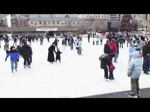 Ep2 - The Public Skating Rink in Nathan Phillips Square